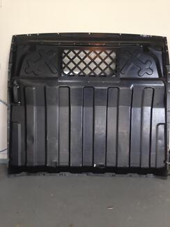 Cargo Barrier from 2012 Iveco Daily