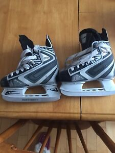 Kids size 11 hockey skates by CCM