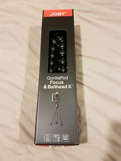 Joby Gorillapod Focus Kit - BHX Ball & Socket Head RRP  $280