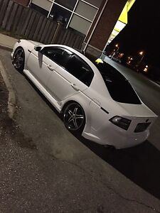 ^*** ONE OF A KIND CUSTOMIZED ACURA TL