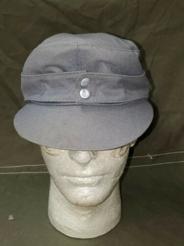 REPRODUCTION WWII German Field Cap with Edelweiss Device