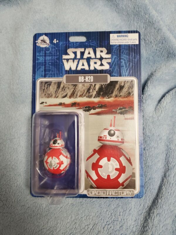 Star Wars Bb-h20 Disney Exclusive Droid Factory