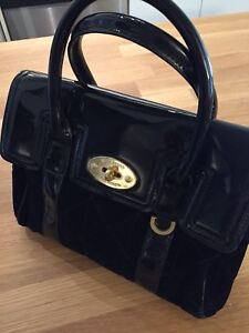 $200 obo - Mulberry for Target (never used) black purse