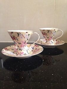 Porcelain tea cups Mudgeeraba Gold Coast South Preview