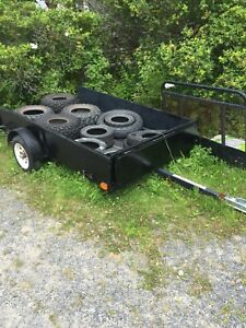 """Trailer for sale 54 1/2"""" x 92"""""""