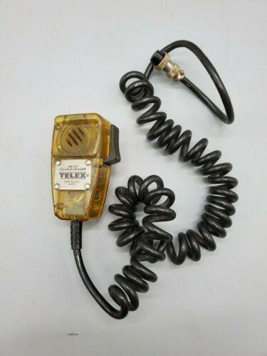 Vintage Telex CB-73 Double Header Radio Microphone