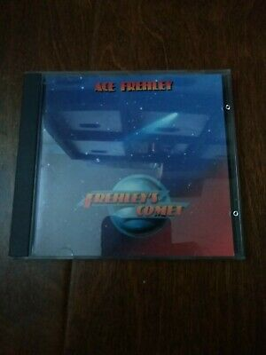 Ace Frehley FREHLEY'S COMET CD Kiss Megaforce 1987