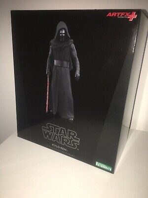 Star Wars The Rise of Skywalker 1:10 Kylo Ren AARTFX+ Statue Kotobukiya