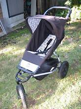Mountain Buggy Urban Designer Baby Jogger Pram Strathfield Strathfield Area Preview