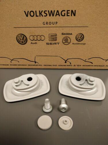 VW Caddy Satz Einhängeösen Halter für Netztrennwand Trennnetz Netz Gepäcknetz