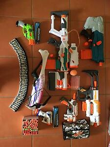 Nerf Blasters Modified Glenwood Blacktown Area Preview