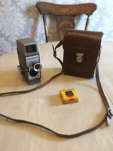 Vintage Bell and Howell 8 mm Camera