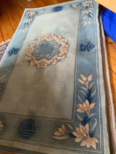 Chinese Wool Peking Rug 3