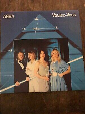 Abba Voulez-Vous Vinyl 1979 Vinyl SD 16000