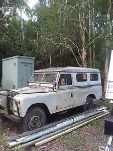1966 Land Rover (4X4) Wagon Tanawha Maroochydore Area Preview