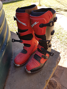 ONEAL Motorcycle boots uk14 Port Wakefield Wakefield Area Preview