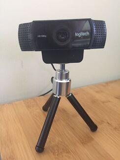Logitech C922 New Condition HD webcam