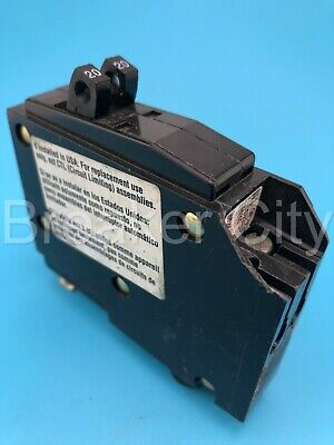 Square D 20 Amp 2 Pole Circuit Breaker Qot Qot2020 Qo Tandem Twin Plug On Chip