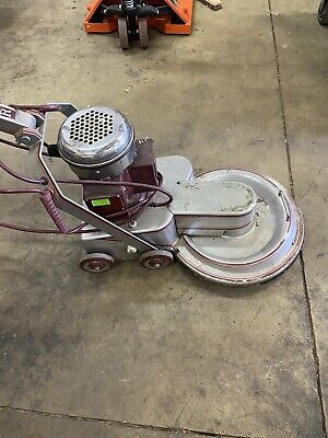 Leeson Pioneer Eclipse Laser Cleaner Polisher Buffer 2hp 60 Cord
