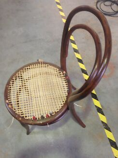 Unfinished caning project