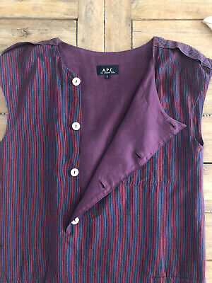 A.P.C. Rue Madame Paris Dress Size S