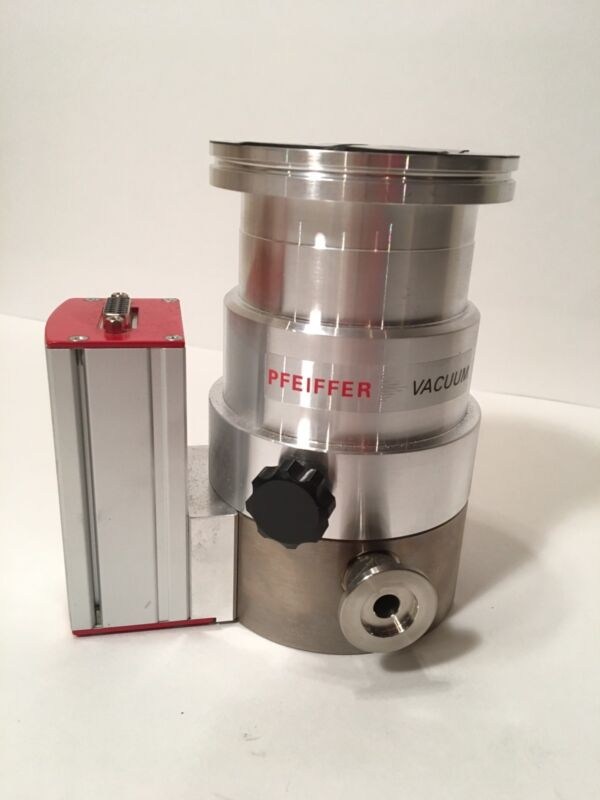 Pfeiffer PM P02 980 C Turbomolecular Pump TMH 071 P with TC100 Excellent Cond
