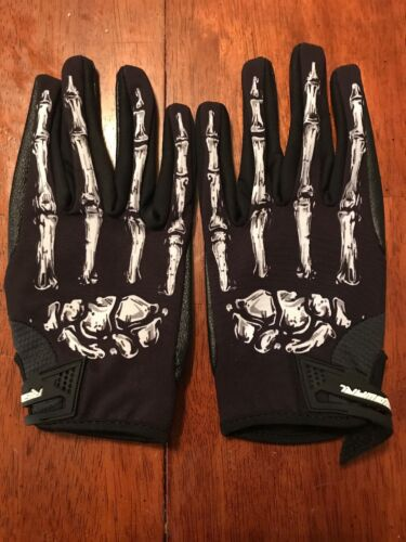 rigwarl cycling gloves mens medium black hands