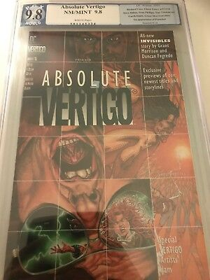 Absolute Vertigo 1, 9.8 PGX First Preacher Intro, Best Show On TV,