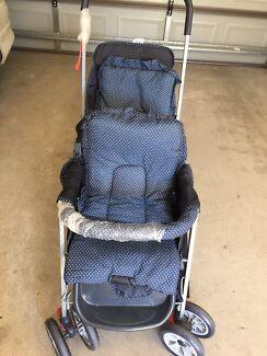 Brand new two seat pram Pakenham Cardinia Area Preview