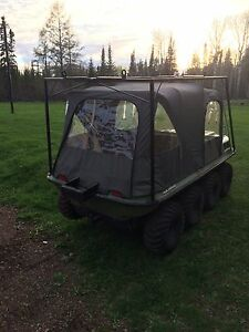 Argo all terrain 8 wheel