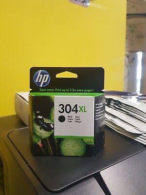 ORIGINALE HP 304XL NERO N9K08AE