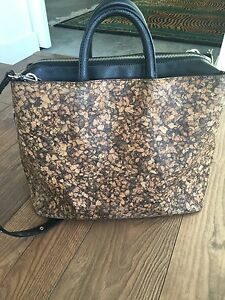 Large Matt & Nat Cork Bag