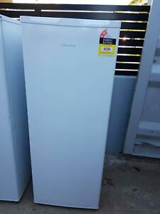 HISENSE 177L New Factory Second Stand Alone Freezer  RRP $699