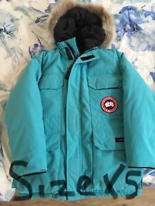 Canada goose jacket and brand new boots
