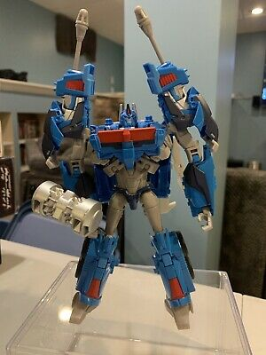 Transformers Prime Beast Hunters Ultra Magnus Voyager Class Figure Complete.