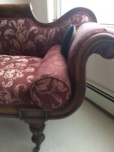 Empire Mahogany Sofa from 1800's