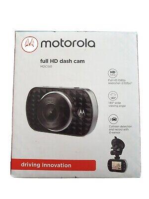 MOTOROLA Full HD 1080p Dash Cam MDC150