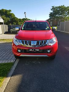 Mitsubishi triton 2016 Craigieburn Hume Area Preview
