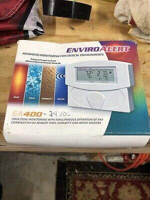 Winland Electronics Ea400-12 Temperature Alarm0 To 2 Hr. Delay