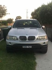 BMW X5 4.4L 2003 Geelong Geelong City Preview