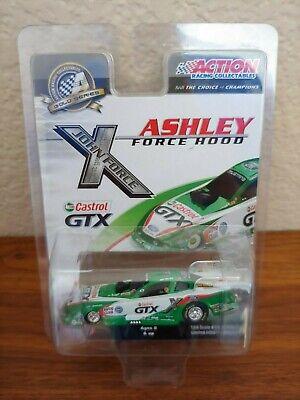 2010 Ashley Force Hood Castrol GTX Funny Car Action 1/64 NASCAR NHRA -