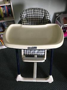 Peg Perego Prima Pappa high chair Muswellbrook Muswellbrook Area Preview
