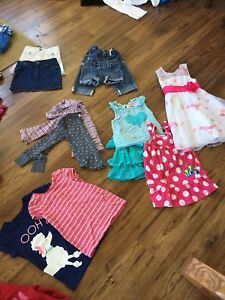 Girls lot size 5-7