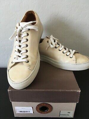 Buttero Tanino Low Sneaker in Off White EU44 Common Projects Koio Alternative