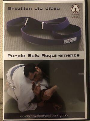 Brazilian Jiu Jitsu Purple Belt Requirements: Gateway to the Advanced Game DVD