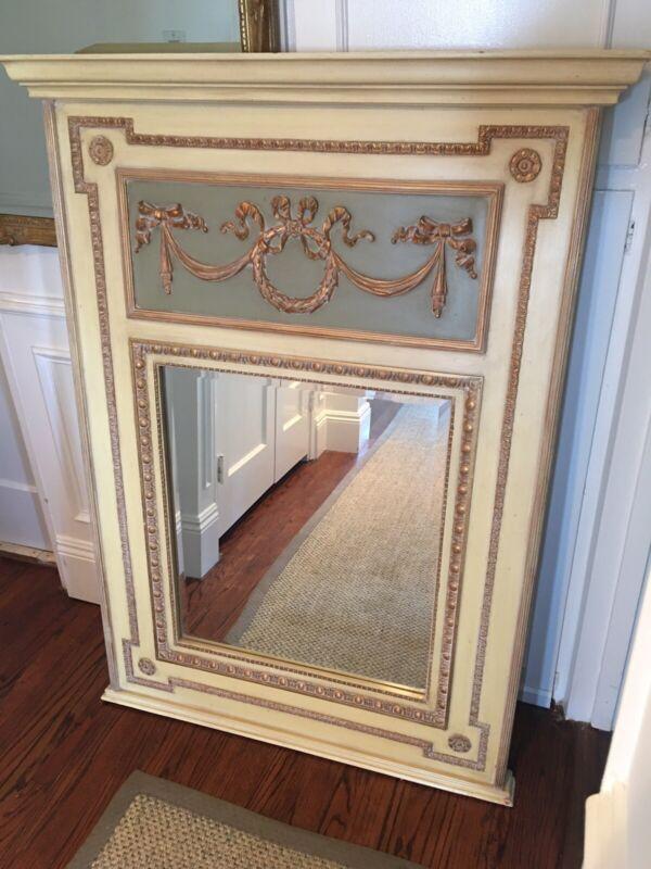 Ethan Allen Madeline Trumeau Wall Mirror