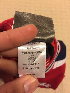 Habs Jersey size 12-18 months Cambridge Kitchener Area image 3