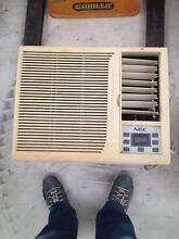 Air Conditioners, Room Type, 4 off + 1 Aluminium Window Garbutt Townsville City Preview