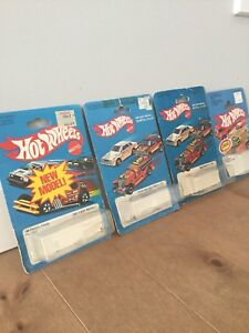 Hot Wheels Original Packaging from the late 70's / 80's