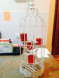 Large Bird Cage Candle Holder $35 Ngunnawal Gungahlin Area Preview